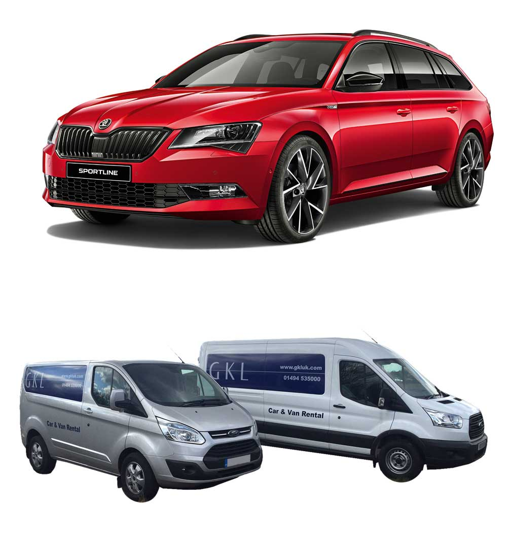 car and van rental